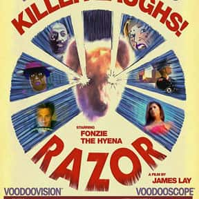 Razor is listed (or ranked) 20 on the list The Best Richard Moll Movies