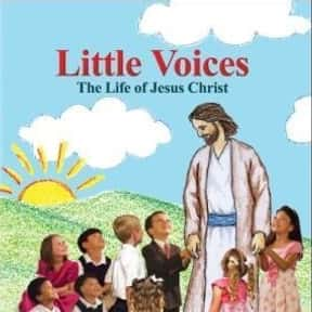 Little Voices: The Life of Jes is listed (or ranked) 25 on the list The Greatest Movies About Jesus Christ, Ranked