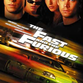 The Fast and the Furious is listed (or ranked) 21 on the list The Most Overrated Movies of All Time