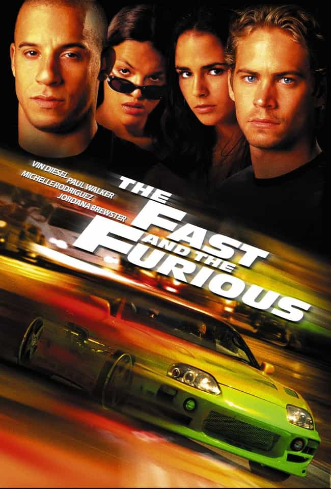 The Fast and the Furious is listed (or ranked) 1 on the list All 9 'Fast and Furious' Movies, Ranked Best to Worst