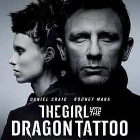 The Girl with the Dragon Tatto is listed (or ranked) 10 on the list The Best Thrillers Of The 2010s Decade