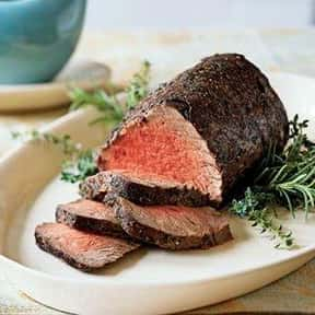 Beef tenderloin is listed (or ranked) 7 on the list The Best Cut of Steak