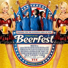 Beerfest is listed (or ranked) 21 on the list The Greatest Party Movies Ever Made