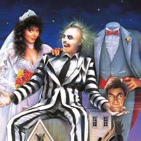 Beetlejuice is listed (or ranked) 13 on the list The Best Fantasy Movies