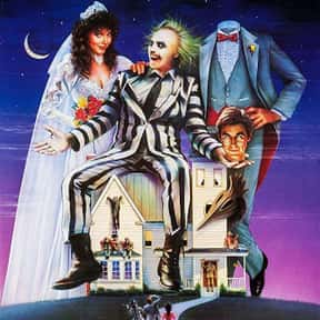 Beetlejuice is listed (or ranked) 24 on the list The Greatest Movies Of The 1980s, Ranked