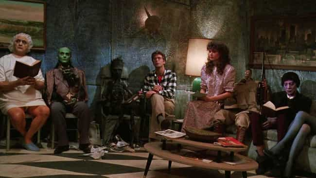 Beetlejuice is listed (or ranked) 3 on the list The Best Fictional Representations Of Purgatory In Modern Pop Culture