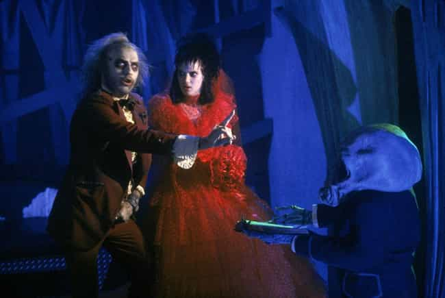 Beetlejuice is listed (or ranked) 1 on the list The Best Horror Movies With Weddings, Ranked