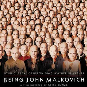 Being John Malkovich is listed (or ranked) 13 on the list The Best Movies of 1999