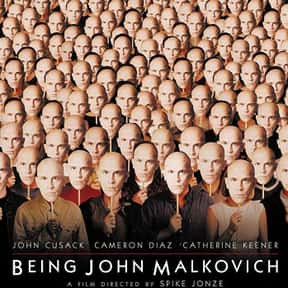 Being John Malkovich is listed (or ranked) 13 on the list The Most Confusing Movies Ever Made
