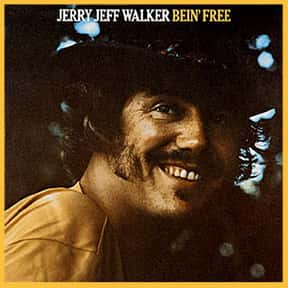 Bein' Free is listed (or ranked) 10 on the list The Best Jerry Jeff Walker Albums of All Time
