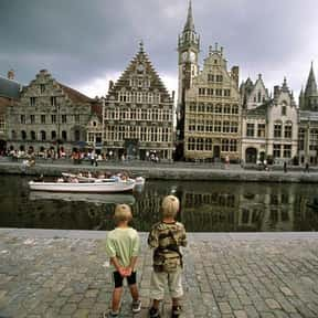 Belgium is listed (or ranked) 24 on the list The Best European Countries to Visit with Kids
