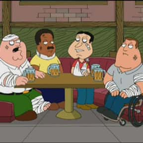 Believe It or Not, Joe's Walki is listed (or ranked) 11 on the list The Best Episodes From Family Guy Season 6