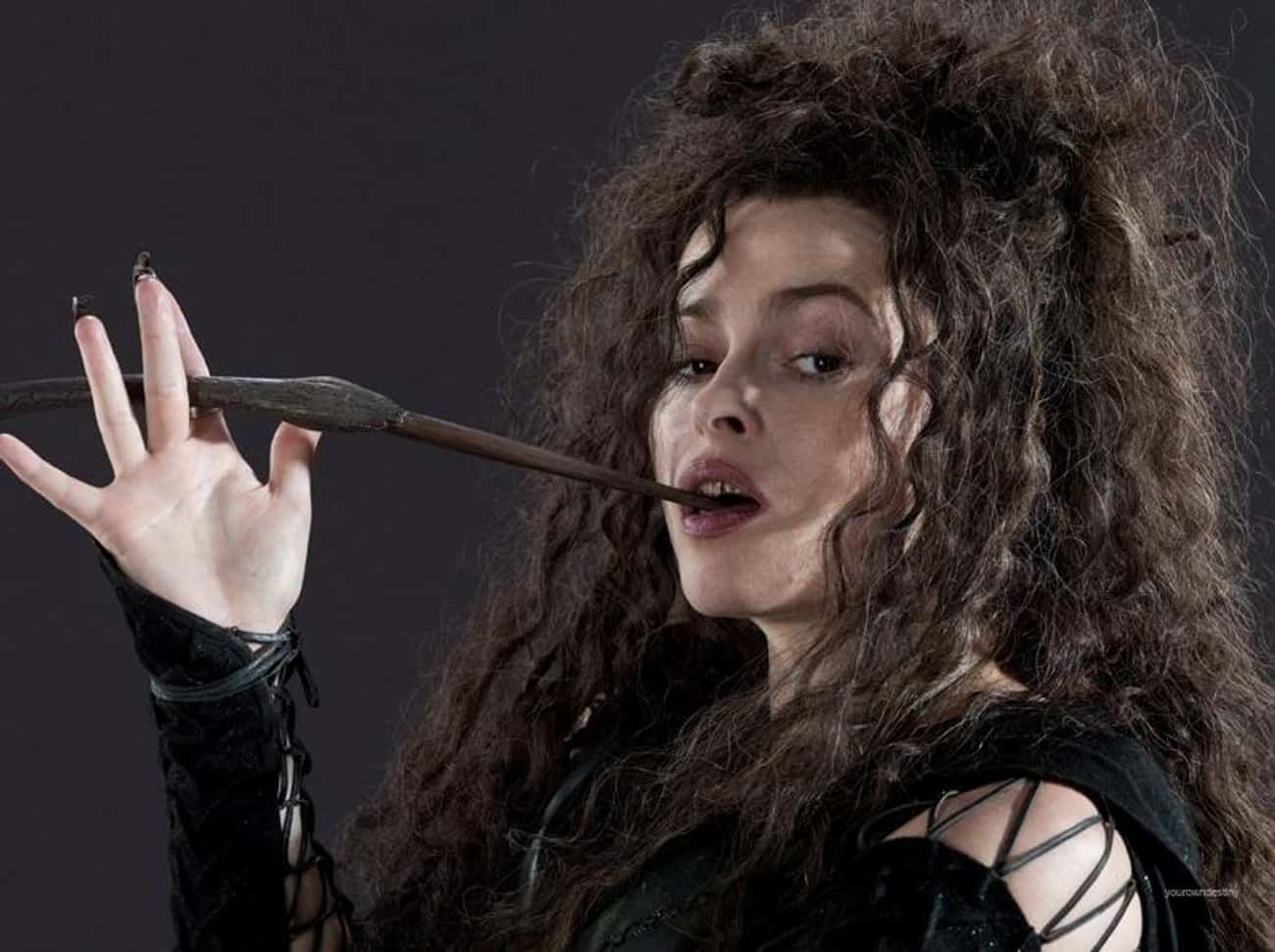 Bellatrix Lestrange is listed (or ranked) 1 on the list The Best Members of Slytherin