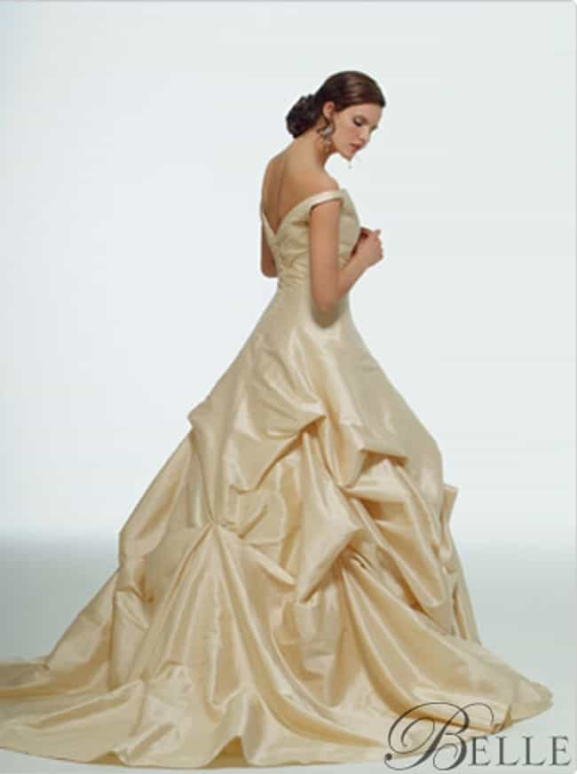 Belle is listed (or ranked) 2 on the list Disney Bridal Gowns: Have a Disney Princess Wedding