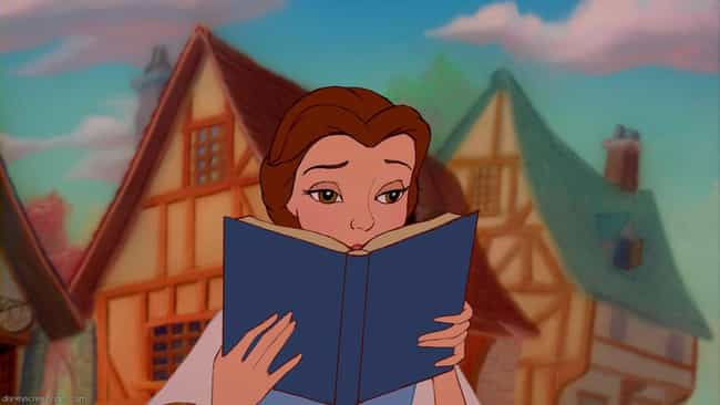 Belle is listed (or ranked) 2 on the list The Most Beloved Fictional Bookworms