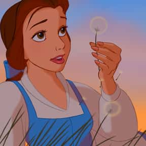 Belle is listed (or ranked) 6 on the list Manic Pixie Dream Girls You'd Probably Date