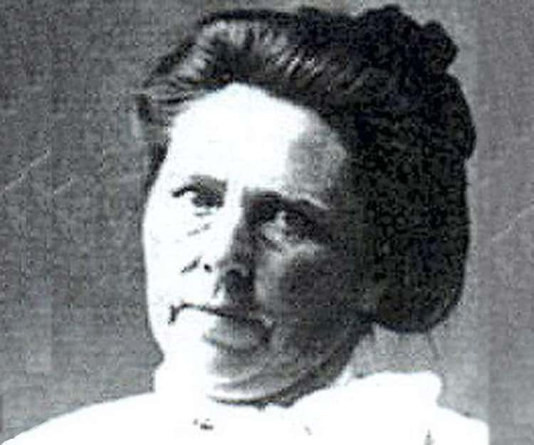 Belle Gunness Killed Suitors For Insurance Payouts