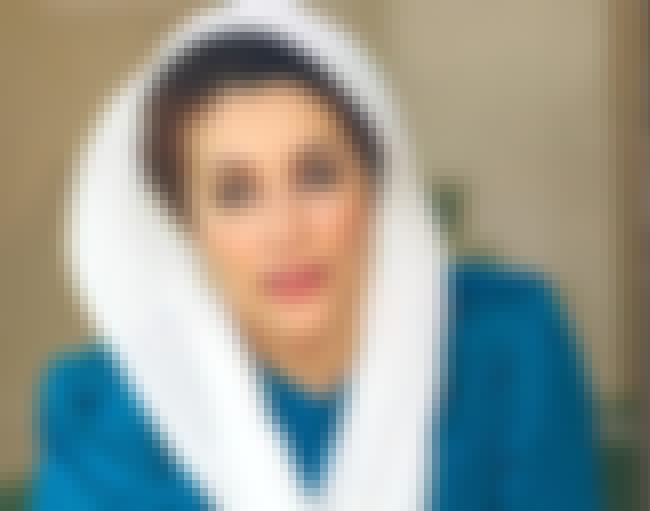 Benazir Bhutto is listed (or ranked) 4 on the list The Coolest Female Firsts in History