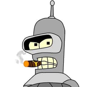 Bender Rodríguez is listed (or ranked) 1 on the list The Best Futurama Characters of All Time