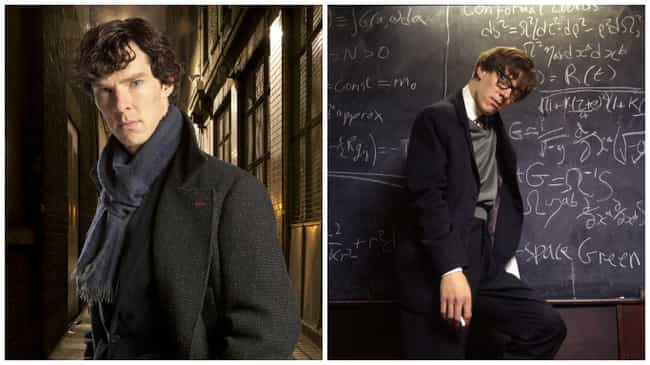 Benedict Cumberbatch is listed (or ranked) 1 on the list 17 Other Places You've Seen the Actors from Sherlock