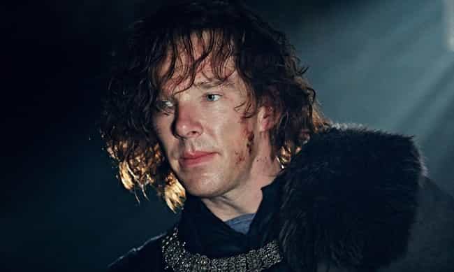 Benedict Cumberbatch is listed (or ranked) 4 on the list 17 Actors Who Have Played Richard III