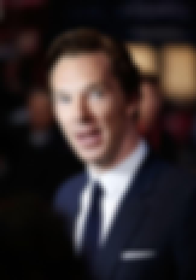 Benedict Cumberbatch is listed (or ranked) 2 on the list Fortysomething Cast List