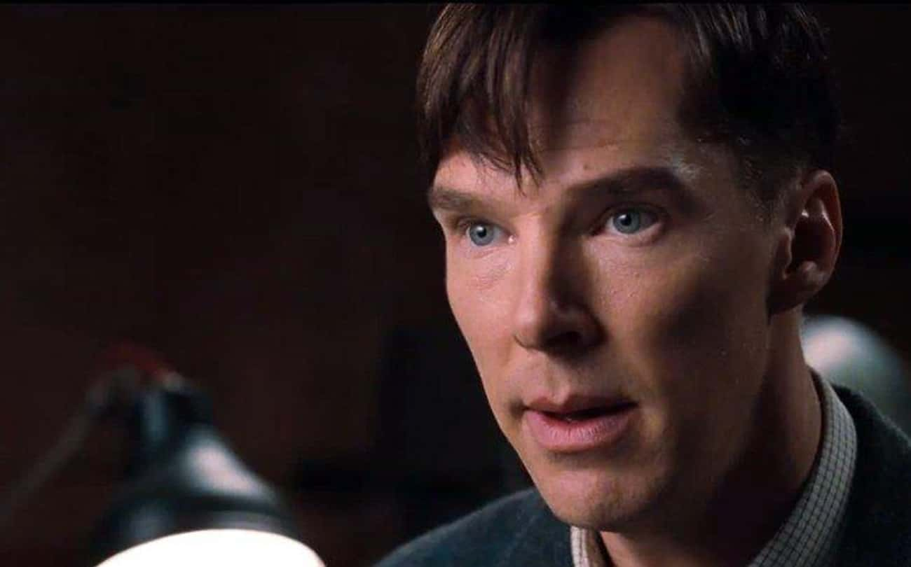 Benedict Cumberbatch On Playing A Gay Man In 'The Imitation Game'
