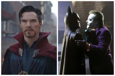 Benedict Cumberbatch Was Obsessed With Tim Burton's 'Batman'