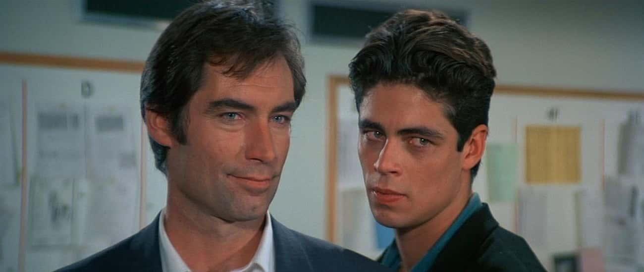 Benicio del Toro - 'License to Kill'