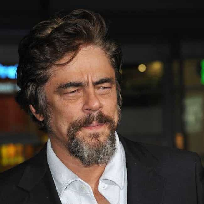Benicio del Toro is listed (or ranked) 2 on the list The Very Best Hispanic Actors