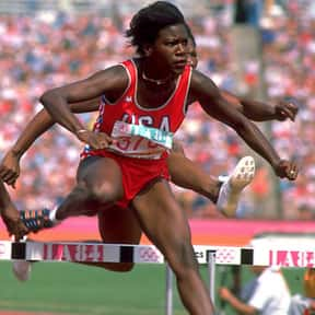 Benita Fitzgerald-Brown is listed (or ranked) 21 on the list 1984 Summer Olympics Gold Medal Winners