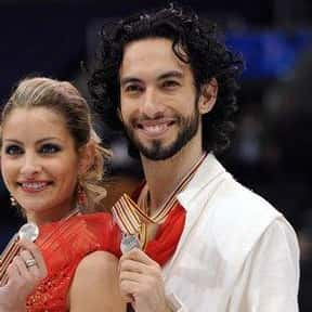 Benjamin Agosto is listed (or ranked) 9 on the list List of Famous Ice Dancers