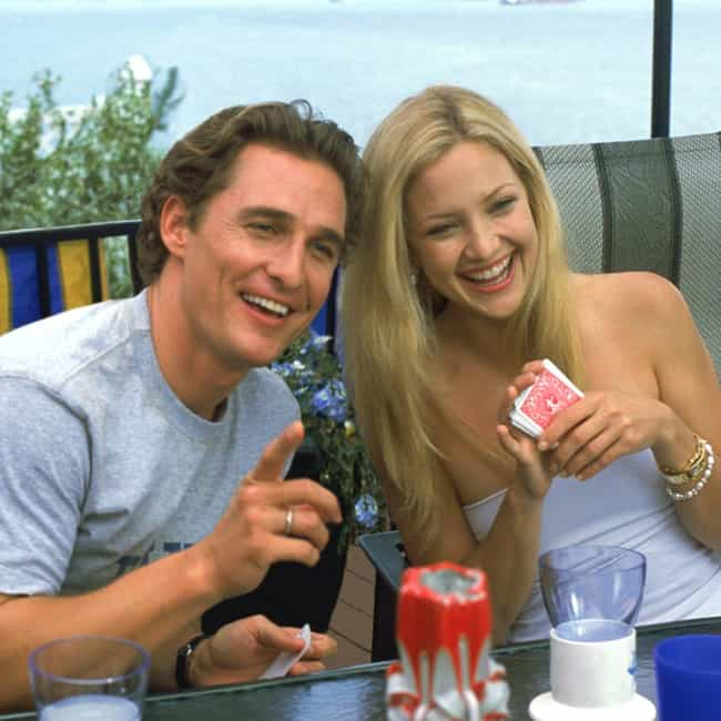 Benjamin Barry is listed (or ranked) 1 on the list All The Love Interests In Kate Hudson Movies, Ranked