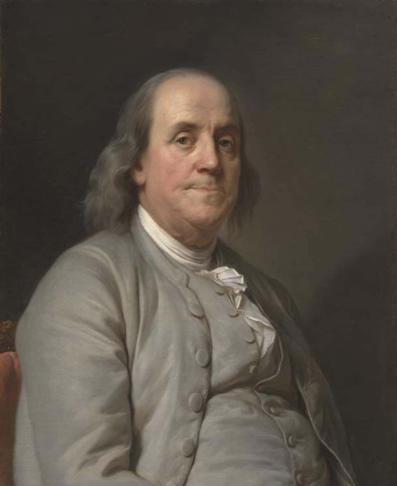 Benjamin Franklin Was A Foundi is listed (or ranked) 3 on the list How History's Most Famous Extroverts Changed History