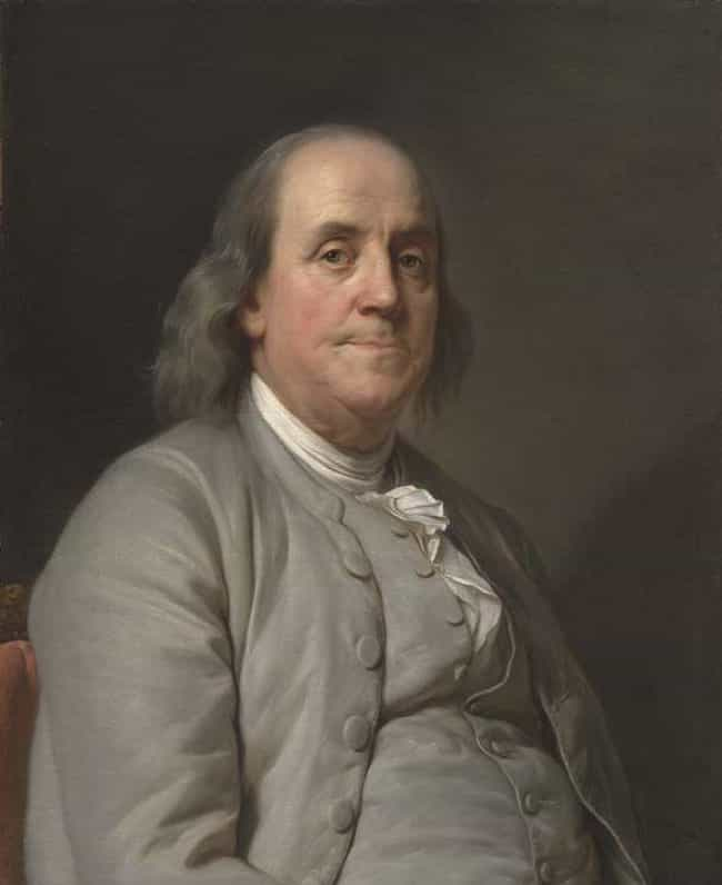 Benjamin Franklin is listed (or ranked) 2 on the list How History's Most Famous Extroverts Changed History
