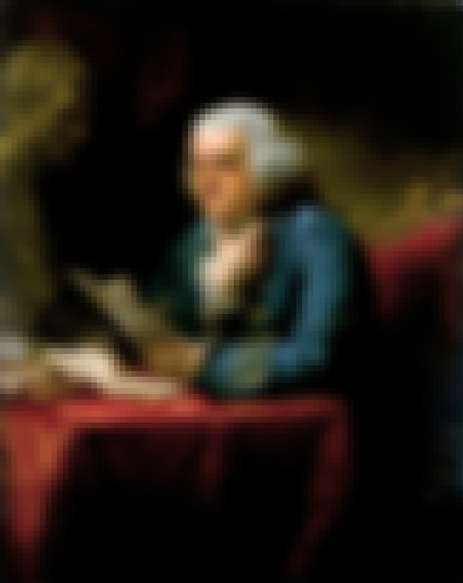 Benjamin Franklin is listed (or ranked) 4 on the list 26 Celebrities Who Are Ambidextrous