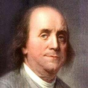 Benjamin Franklin is listed (or ranked) 21 on the list The Most Enlightened Leaders in World History