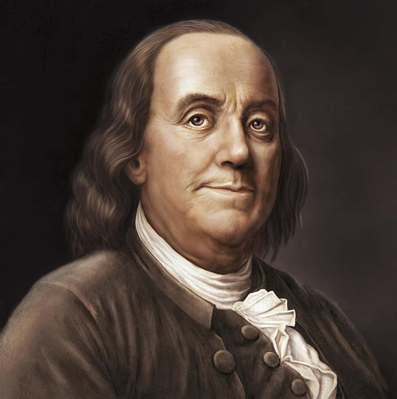 Benjamin Franklin is listed (or ranked) 3 on the list 19 Famous Figures With Unusual Final Wishes