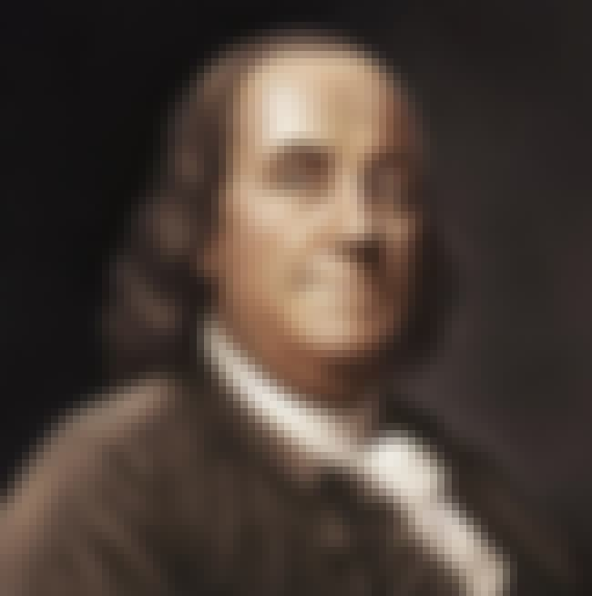 Benjamin Franklin is listed (or ranked) 3 on the list The Most Obnoxious Celebrity Wills