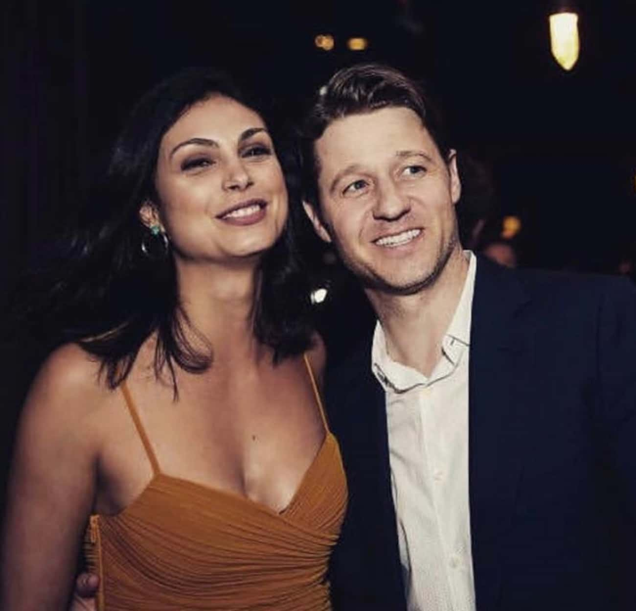 Ben McKenzie is listed (or ranked) 1 on the list The Two Men Who Stole Morena Baccarin's Heart