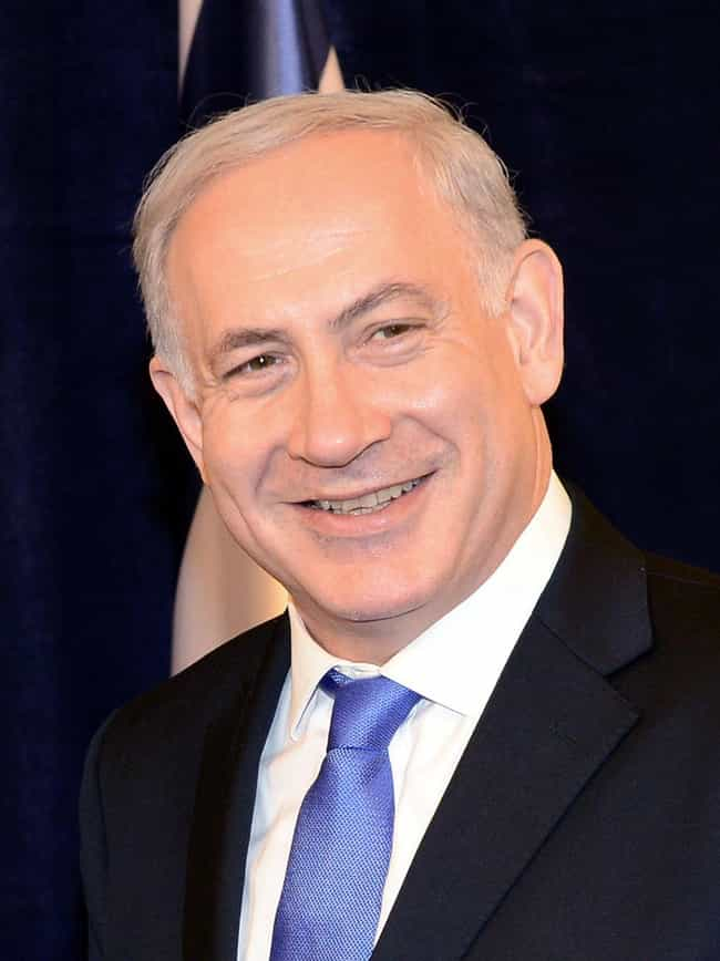 Benjamin Netanyahu is listed (or ranked) 2 on the list 10 World Leaders Who Were Outrageously Abusive To Their Staffs
