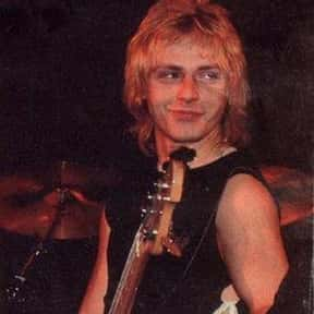 Benjamin Orr is listed (or ranked) 13 on the list The Best Rock Bass Player of the 1970s