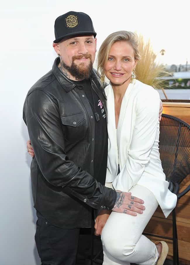 Benji Madden is listed (or ranked) 1 on the list Cameron Diaz's Loves & Hookups