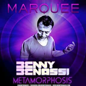 Benny Benassi is listed (or ranked) 15 on the list The Best Las Vegas DJ Residencies Right Now