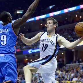 Beno Udrih is listed (or ranked) 12 on the list The Best Memphis Grizzlies Shooting Guards of All Time