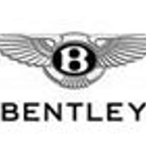 Bentley Motors Limited is listed (or ranked) 11 on the list The Best Car Manufacturers Of All Time, Ranked