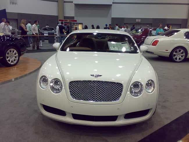Bentley Continental Flying Spu... is listed (or ranked) 4 on the list Cars With a Regal Look