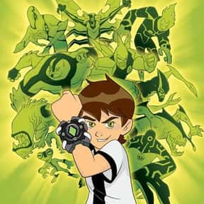 Ben 10 is listed (or ranked) 23 on the list The Best Boomerang TV Shows