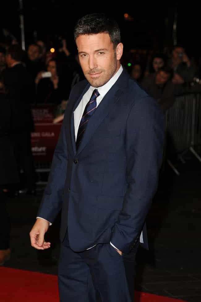 Ben Affleck is listed (or ranked) 8 on the list 34 Famous ENFJs