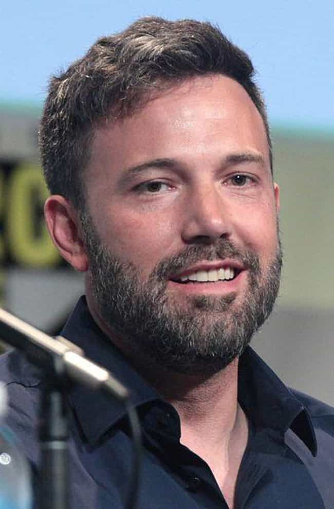 Ben Affleck is listed (or ranked) 2 on the list Celebrities Who Hooked Up with Their Nannies